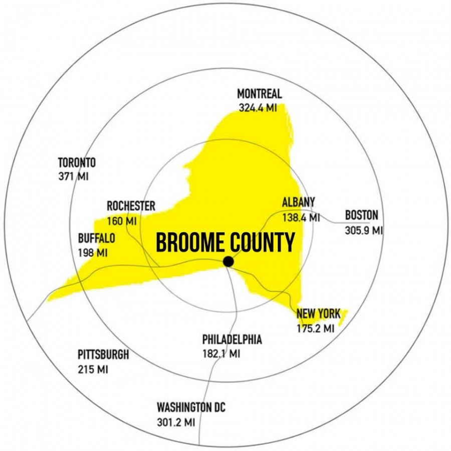 5 Reasons to Locate Your Business in Broome County, NY