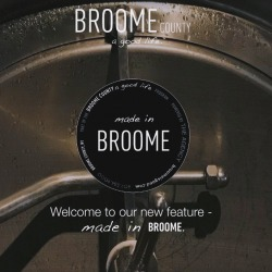 Discover How Much is Made in Broome County