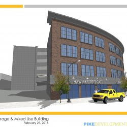 AGENCY APPROVES INCENTIVES FOR PIKE DEVELOPMENT IN THE CITY OF BINGHAMTON
