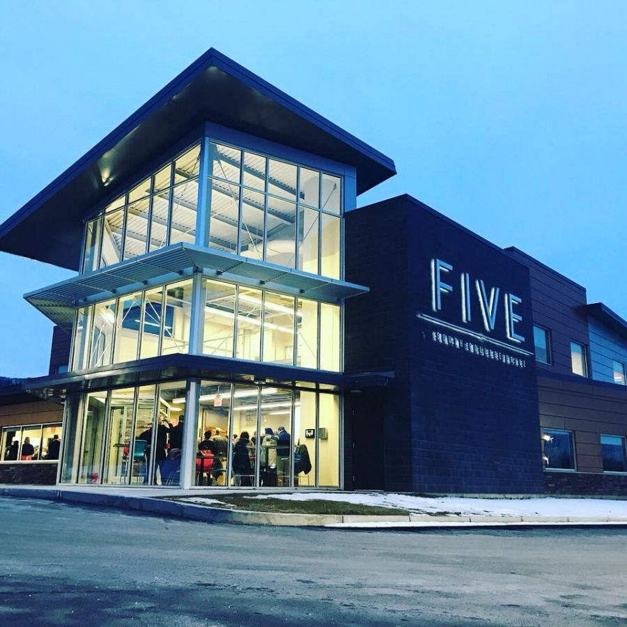 FIVE South College Drive opens as a one-stop economic and business development center for Broome County